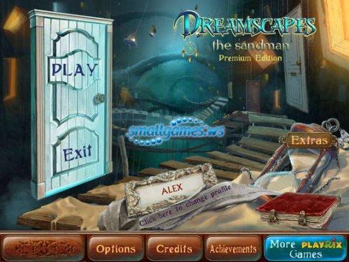 Dreamscapes: The Sandman Premium Edition