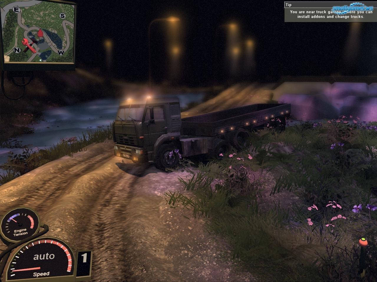 Игра дальнобойщики 3 + русские машины скачать бесплатно.