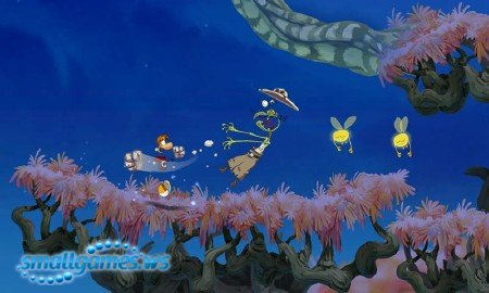 Rayman Jungle Run