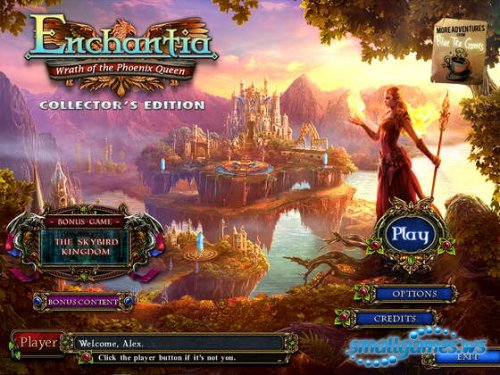 Enchantia: Wrath of the Phoenix Queen Collectors Edition