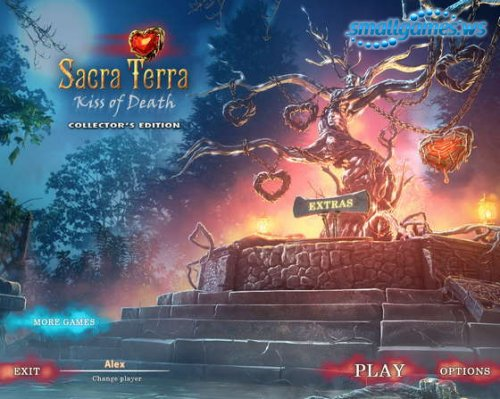 Sacra Terra 2: Kiss of Death Collectors Edition