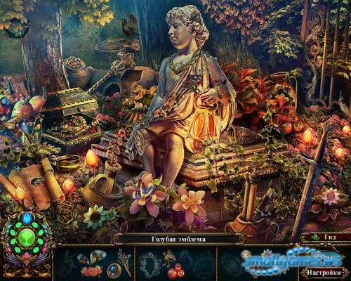 Enchantia: Wrath of the Phoenix Queen. Collectors Edition (русская версия)