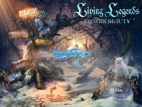 Living Legends 2: Frozen Beauty Се