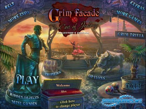Grim Facade 3: The Cost of Jealousy Collectors Edition