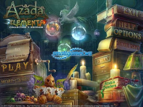 Azada 4: Elementa Collectors Edition