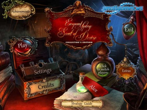 European Mystery: Scent of Desire Collectors Edition