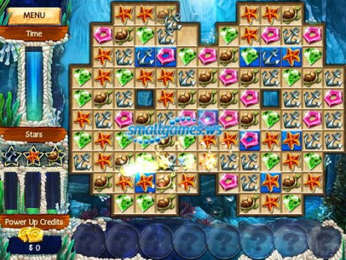 Jewel Legends 2: Atlantis