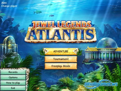 Jewel Legends 2: Atlantis