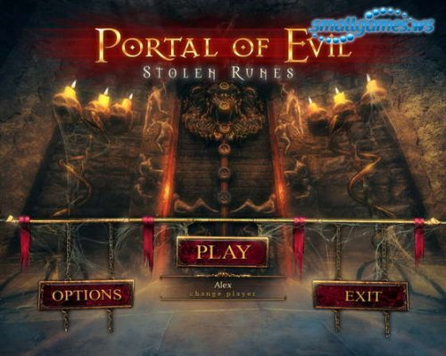 Portal of Evil: Stolen Runes Ce (рус)