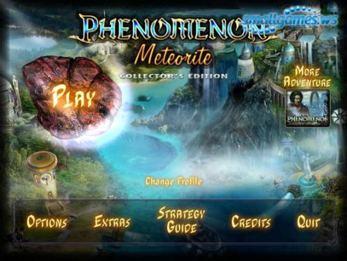 Phenomenon 2: Meteorite Collectors Edition