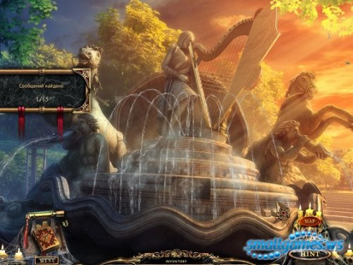 Зловещий портал: Похищенные руны