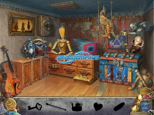 PuppetShow 5: Destiny Undone Collectors Edition (русская версия)
