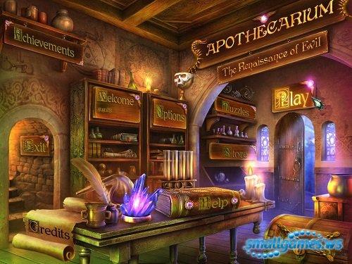 Apothecarium: Renaissance of Evil Collectors Edition