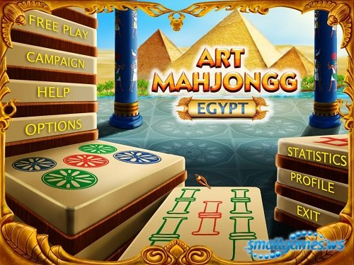 mahjongg by-art