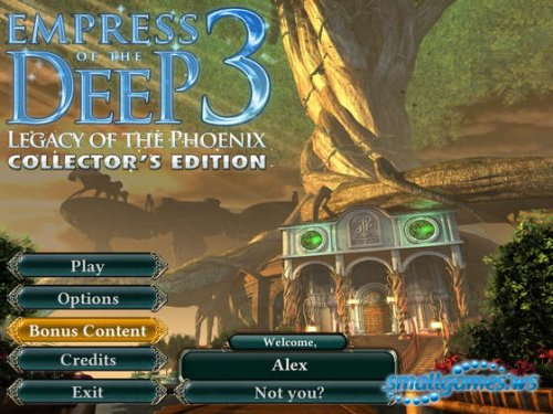 Empress of the Deep 3: Legacy of the Phoenix Collectors Edition