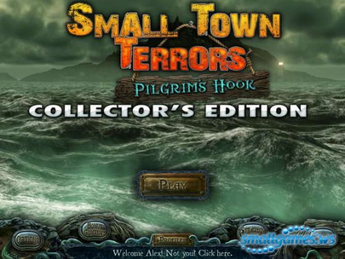 Small Town Terrors 2: Pilgrims Hook Collectors Edition
