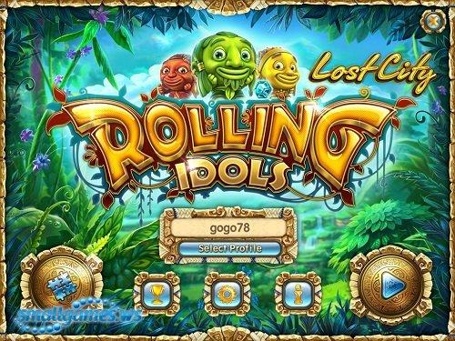 Rolling Idols 2: Lost City