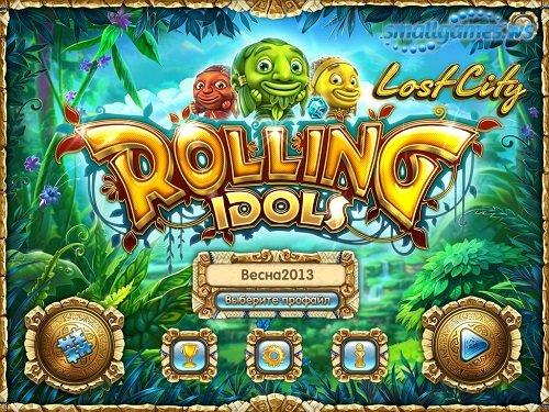 Rolling Idols 2: Lost City (Русская версия)