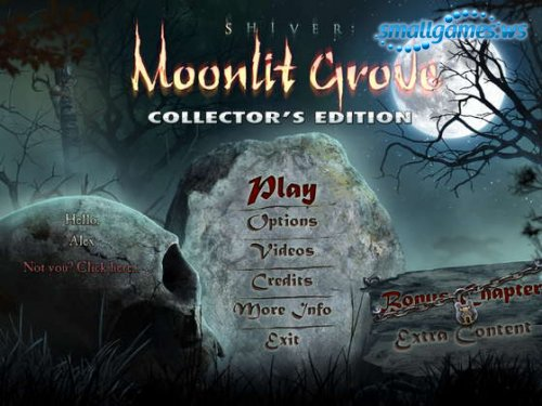 Shiver 3: Moonlit Grove Collectors Edition