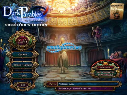 Dark Parables 5: The Final Cinderella Collector's Edition