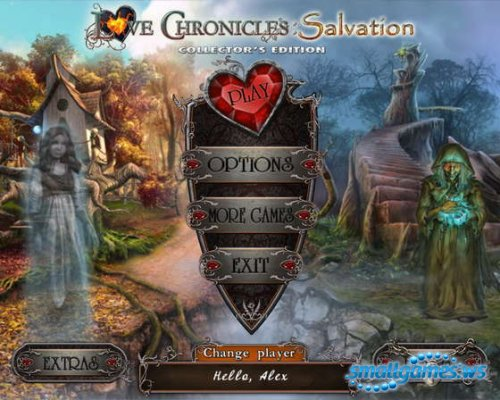 Love Chronicles 3: Salvation Collectors Edition