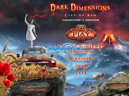 Dark Dimensions 3: City of Ash Collectors Edition