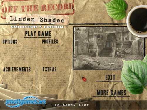Off the Record: Linden Shades Collectors Edition