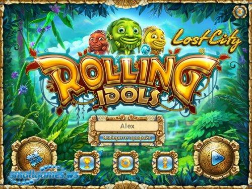Rolling Idols 2: Lost City (оф. русская версия)