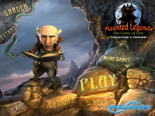Haunted Legends 4: The Curse of Vox Collectors Edition