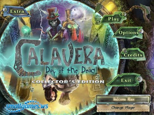Calavera: Day of the Dead Collectors Edition