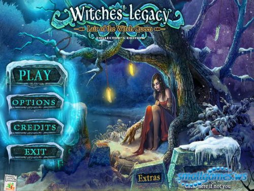 Witches Legacy 2: Lair of the Witch Queen Collectors Edition