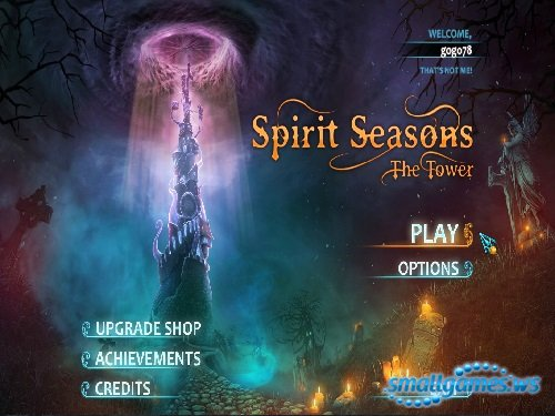 Spirit Seasons 2: The Tower