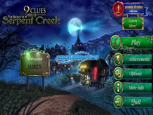 9 Clues: The Secret of Serpent Creek