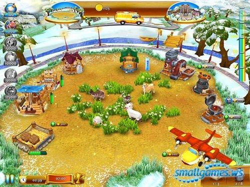 Веселая ферма 4 3D