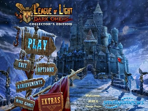 League of Light: Dark Omens Collectors Edition
