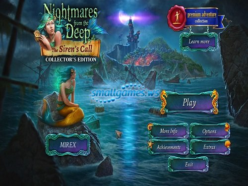 Nightmares from the Deep 2  The Sirens Call Collectors Edition