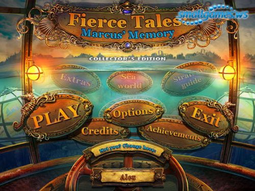 Fierce Tales 2: Marcus Memory Collectors Edition