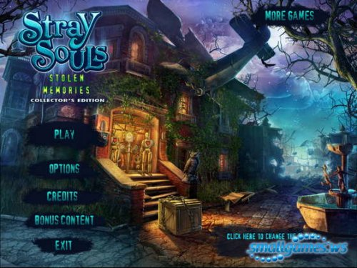 Stray Souls 2: Stolen Memories Collectors Edition