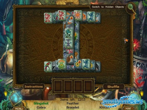 Mayan Prophecies 2: Cursed Island Collectors Edition