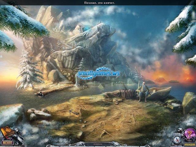 Скриншот 2 к игре Дом 1000 дверей. Змеиное пламя. Коллекционное