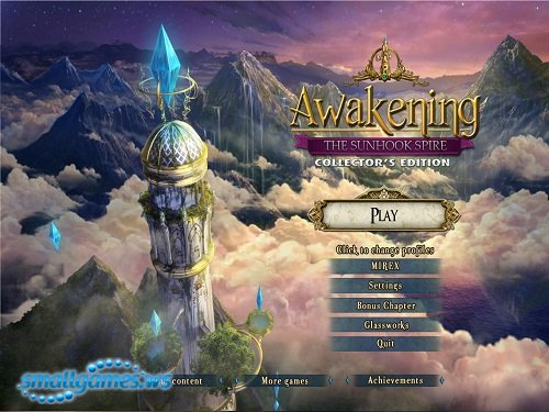 Awakening 5: The Sunhook Spire Collectors Edition