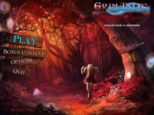 Grim Tales 5: Bloody Mary Collectors Edition