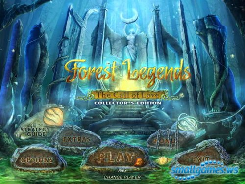 Forest Legends: The Call of Love Collectors Edition