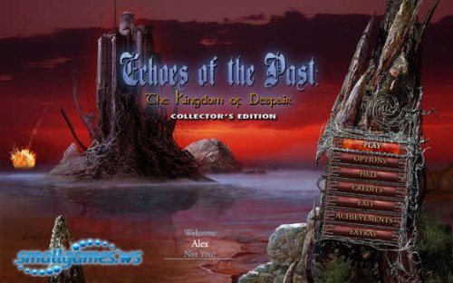 Echoes of the Past 5: The Kingdom of Despair Collectors Edition