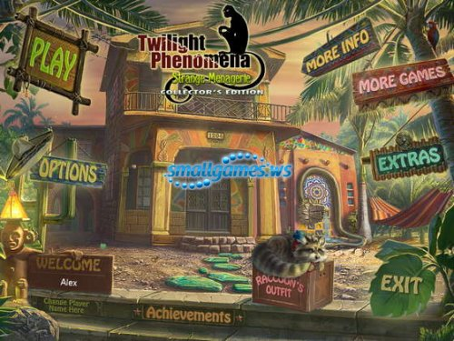 Twilight Phenomena 2: Strange Menagerie Collectors Edition
