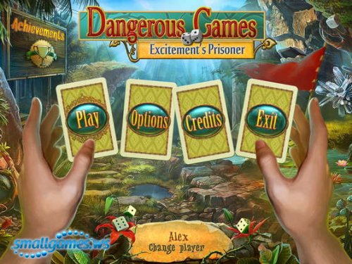 Dangerous Games: Excitements Prisoner Collectors Edition