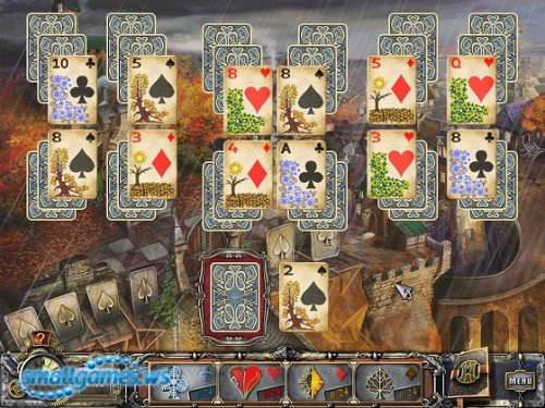 Solitaire Mystery 2: Four Seasons