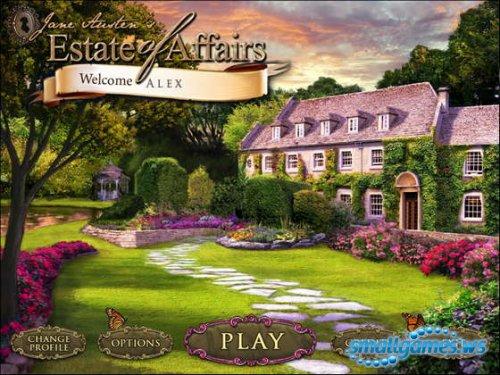 Jane Austens: Estate of Affairs