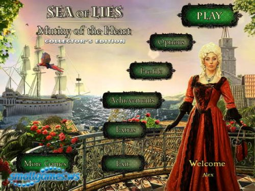 Sea of Lies: Mutiny of the Heart Collectors Edition