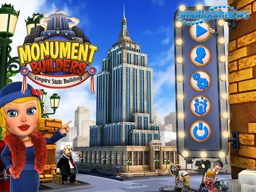 Monument Builders 6: Empire State Building